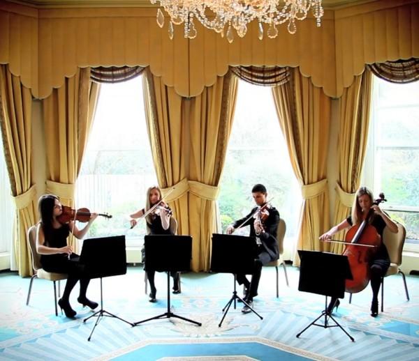 Avoca String Quartet – Ag Críost An Síol